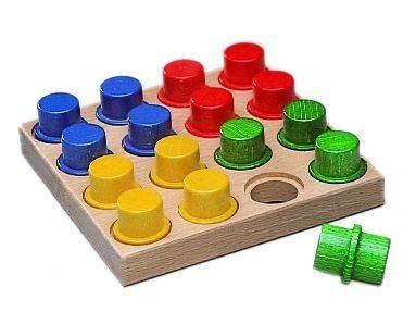 NIC Steckbrett, klein Spielzeug