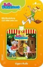 Tigermedia tigercard - Bibi Blocksberg - Folge 127: Bibi zieht aus Spielzeug