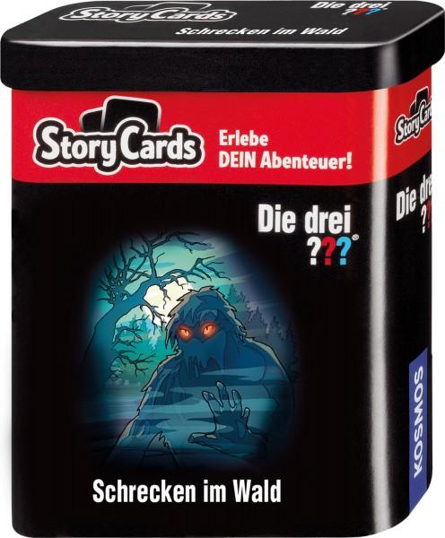 Kosmos ??? StoryCards - Die drei ??? Schrecken im Wald Spielzeug