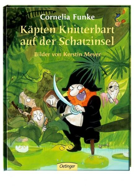 Oetinger Verlag Funke, Käpten Knitterbart auf der Schatzinsel Spielzeug