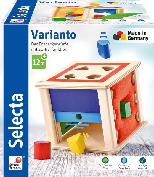 Selecta Varianto, Sortierbox Spielzeug