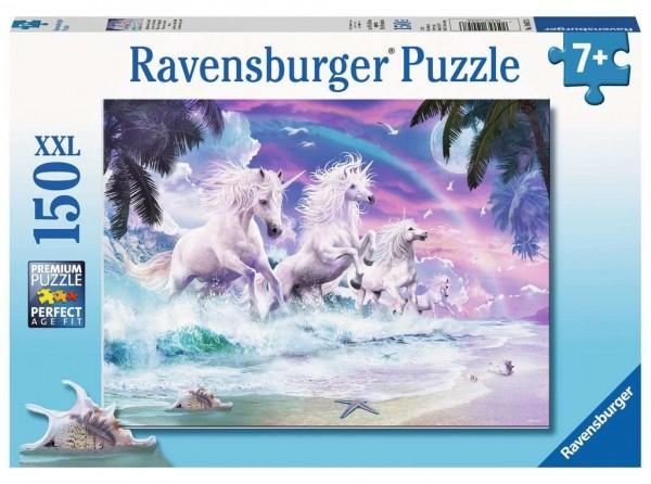 Ravensburger Spiele Einhörner am Strand 150 Teile Spielzeug