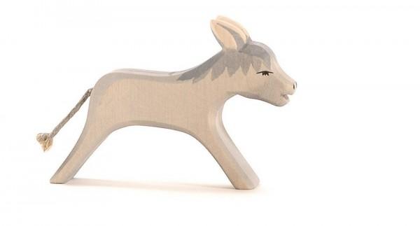Ostheimer Figur Esel laufend Spielzeug