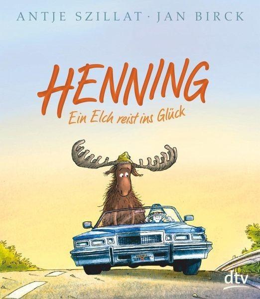 dtv Henning Ein Elch reist ins Gl Spielzeug