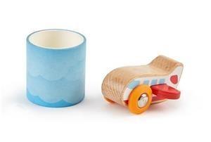 Hape Wolken-Klebeband Spielzeug