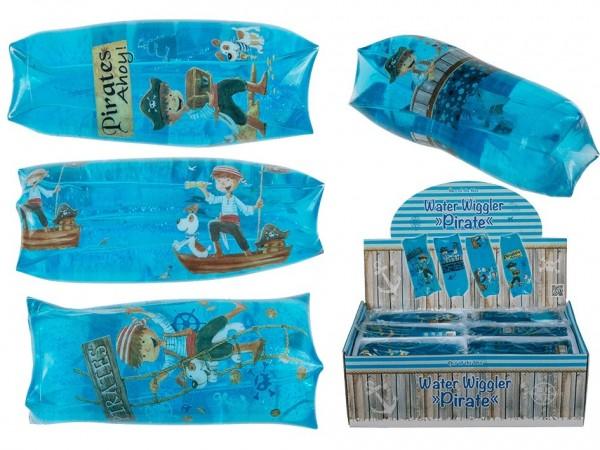 Out of the Blue Wasser Wiggler, Piraten Spielzeug