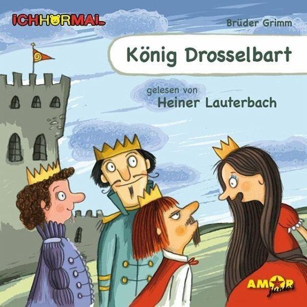 Gerstenberg Der König Drosselbart Spielzeug