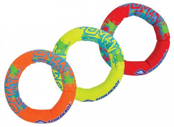 MTS Sportartikel Vertrieb Neopren Diving Rings 3er Spielzeug