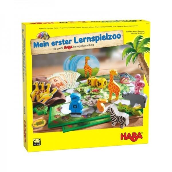 Haba Mein erster Lernspielzoo Spielzeug