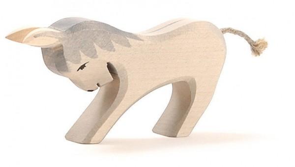 Ostheimer Figur Esel bockend Spielzeug