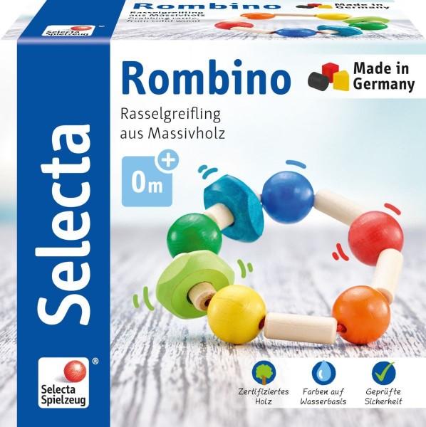 Schmidt Spiele Rombino, Greifling, 9 cm Spielzeug